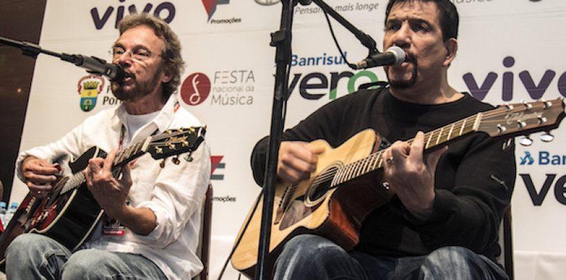 Festa Nacional da Música em Porto Alegre