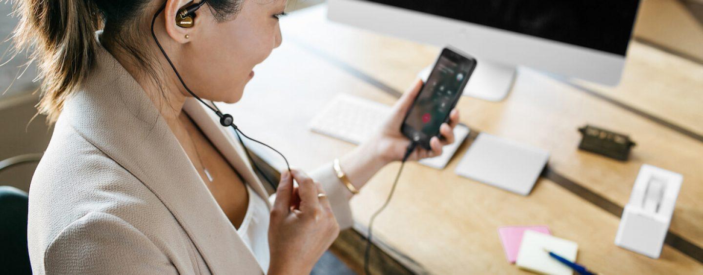 Shure muda a frequência dos seus cursos online gratuitos