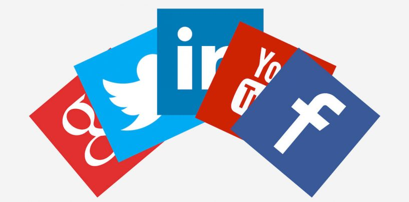 Gerencie suas contas nas redes sociais