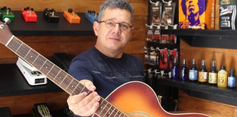 Eber Policate é novo coordenador de produtos na Izzo Musical