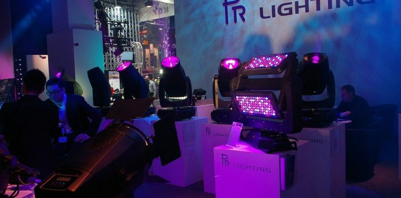 PR Lighting lança XR 330 BEAM II e XR 250 BEAM II