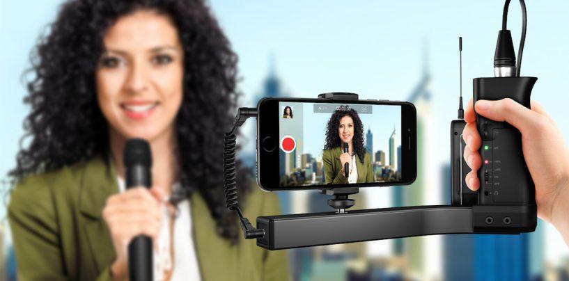 Conheça o iKlip A/V da IK Multimedia