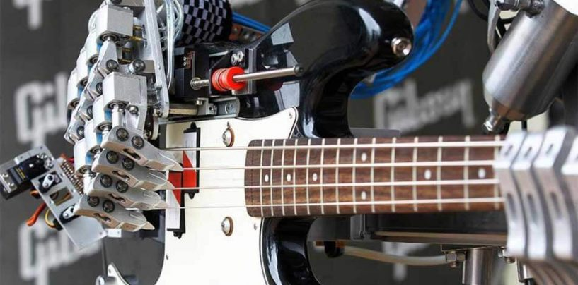 Inteligência artificial substituirá músicos?