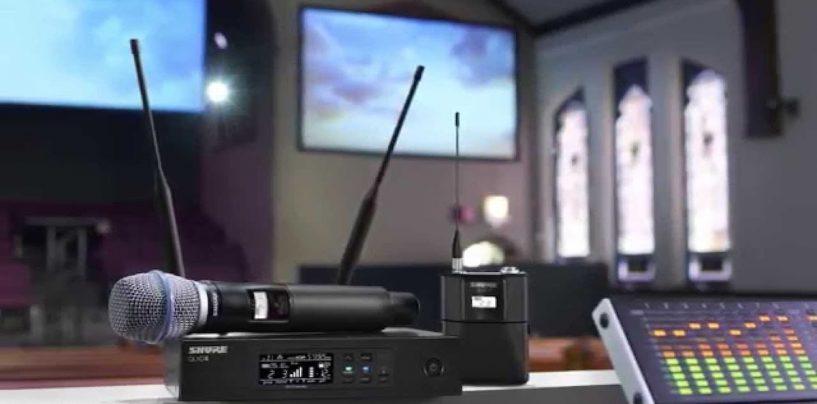 Especialista da Shure explica mudanças na TV e no áudio