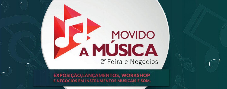 2a edição da Feira da Movido a Música começa hoje