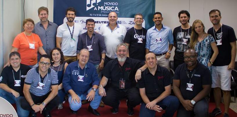 Movido a Música teve 2ª edição em Goiânia