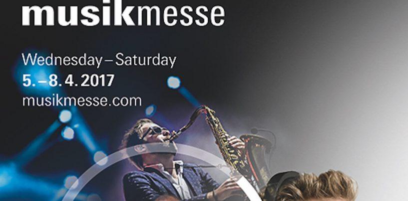 Musikmesse e PL&S chegama Frankfurt essa semana