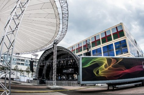 Prolight + Sound: As luzes da Elation estarão no Musikmesse Center Stage