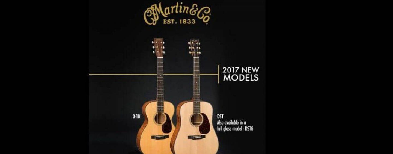 Musikmesse 2017: Martin Guitar apresenta dois novos modelos Dreadnought na feira