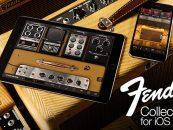 IK Multimedia lança a Fender Collection 2 para iOS