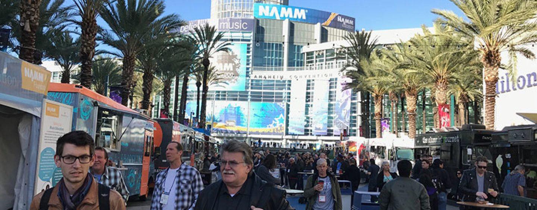 Lançamentos e novidades na NAMM 2017