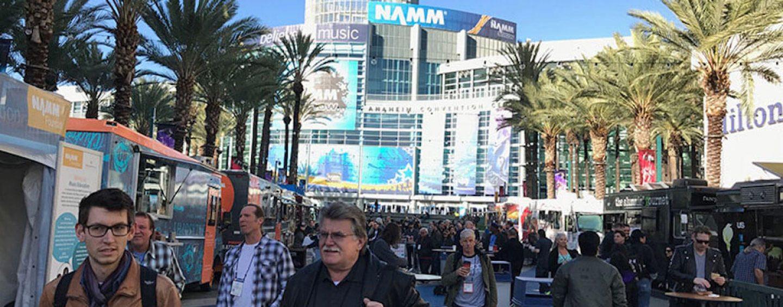 NAMM Show 2017: um show à parte