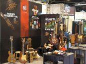 Brasil mostra a indústria da música no NAMM Show 2017