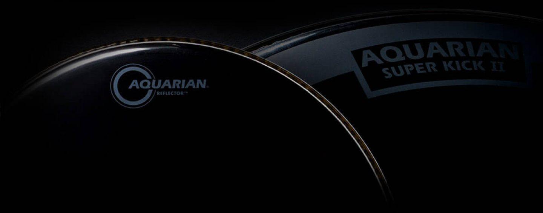 Novità traz as novas peles Reflector da Aquarian