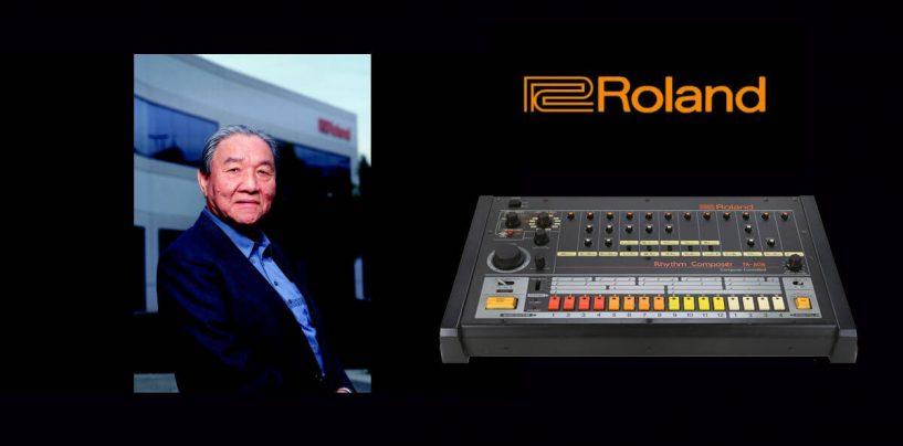 Ikutaro Kakehashi, fundador da Roland, faleceu aos 87 anos