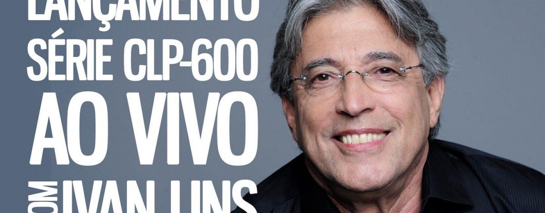 Ivan Lins apresenta novos pianos Yamaha na web no dia 17 de abril