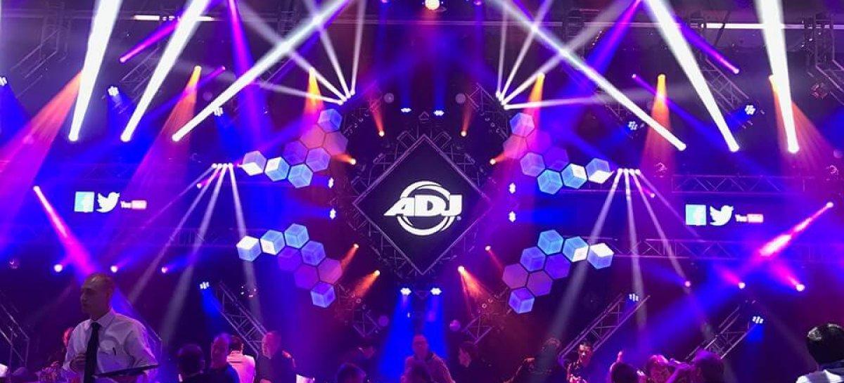 ADJ lançou novos produtos da série Entour