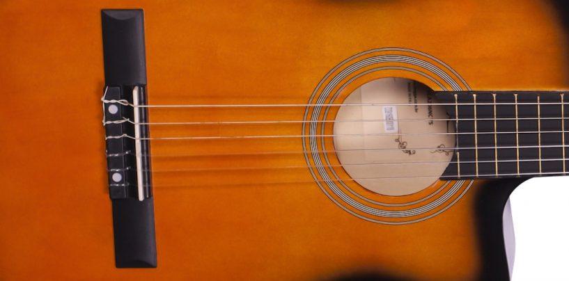 Novos violões Vogga da linha 200NC