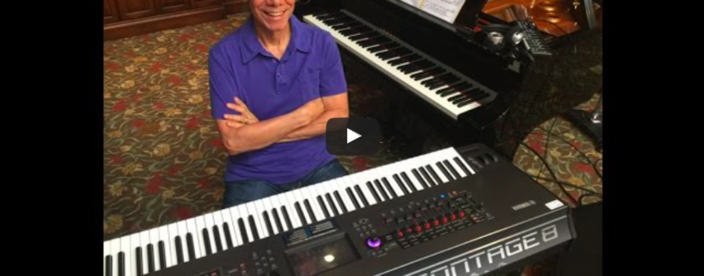 Download grátis da Chick Corea Mark V Sample & Performance Library, da Yamaha