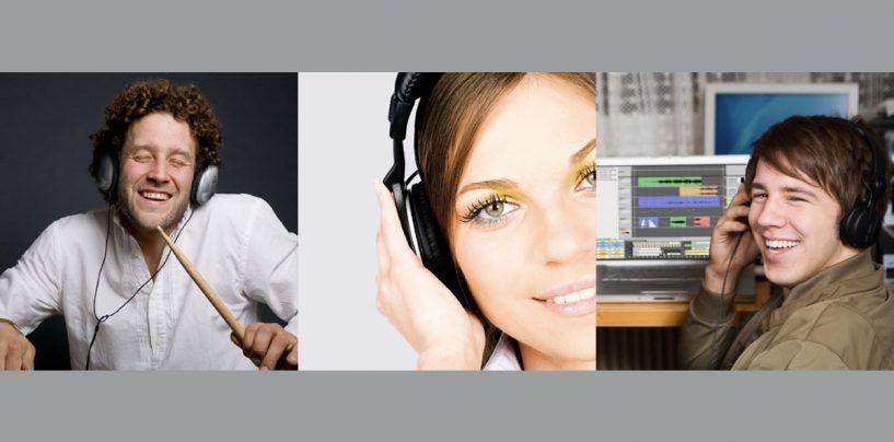 Fone de ouvido HPM1000 da Behringer disponível na ProShows