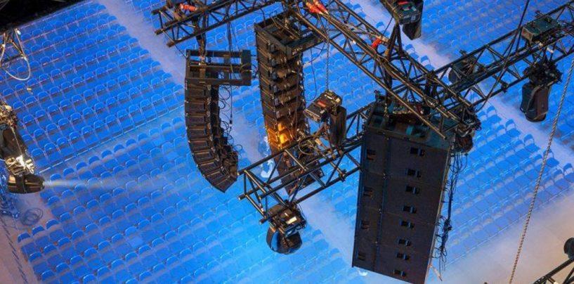 dBTechnologies lança atualização gratuita de firmware para os sistemas line array DVA