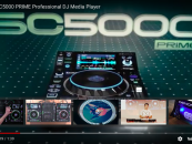 Denon DJ tráz o reprodutor SC5000 Prime para o Brasil