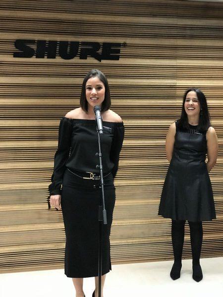 Tais Ribeiro, gerente de Install e Priscila Berquó, gerente de M.I e Pro