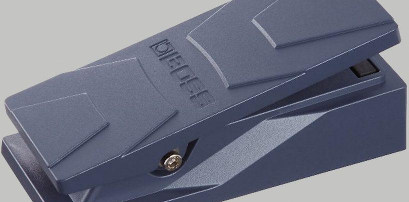 A expressão do pedal Boss EV-30