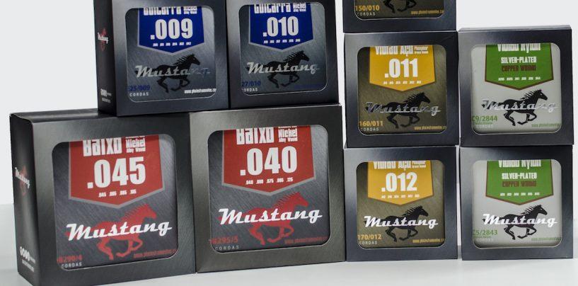 PHX lança linha de cordas Mustang
