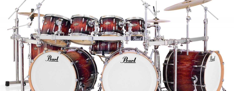 Pearl Drums quer retomar o mercado no Brasil