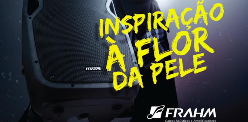 Frahm expande presença no mercado de áudio profissional