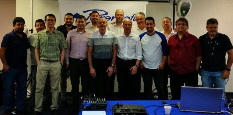 Miami foi o local do encontro de distribuidores latino-americanos da Powersoft