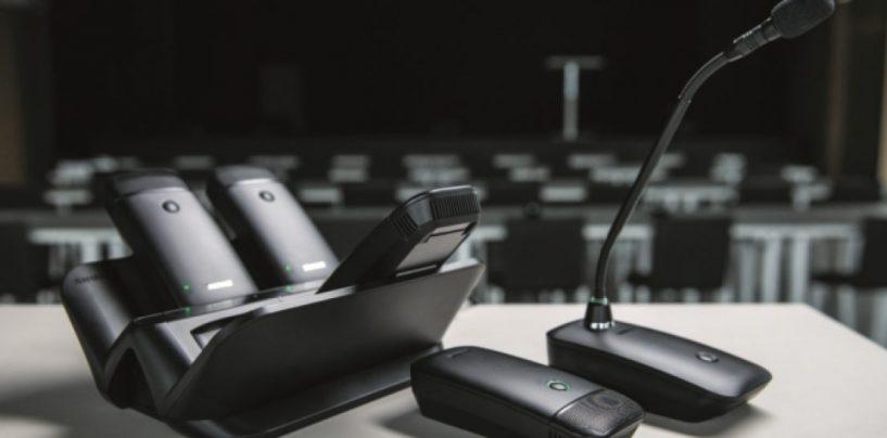 Shure amplia as oferta para a linha ULX-D com dois novos transmissores