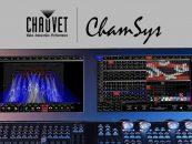ChamSys passa a ser da Chauvet