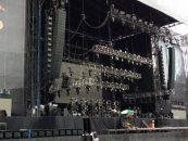 Grandes eventos: Conectando várias bandas num único palco