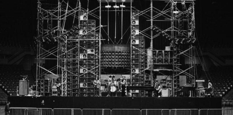 6 passos para alinhar de sistemas de som em grandes shows
