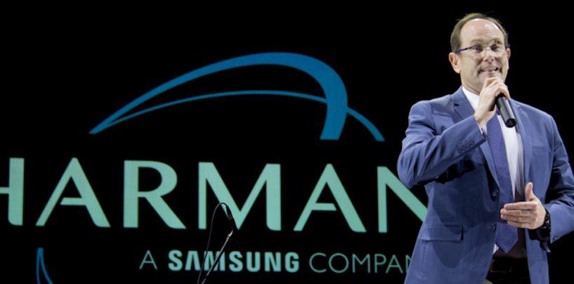 Homenagem para Harman do Brasil na Festa Nacional da Música