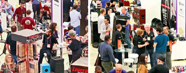 9ª edição do Encontro de Negócios – Music Show agrada lojistas e expositores