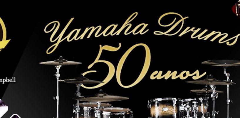 Evento de baterias Yamaha no día 6/12