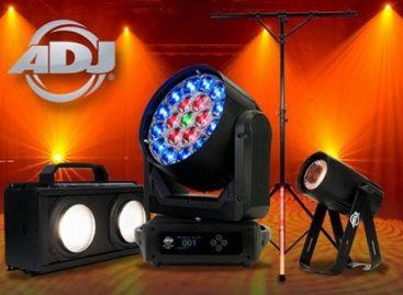 NAMM 2018: ADJ lança 8 novos produtos na feira