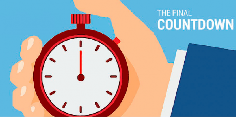 """""""The Final Countdown"""" – Um mercado em declínio"""