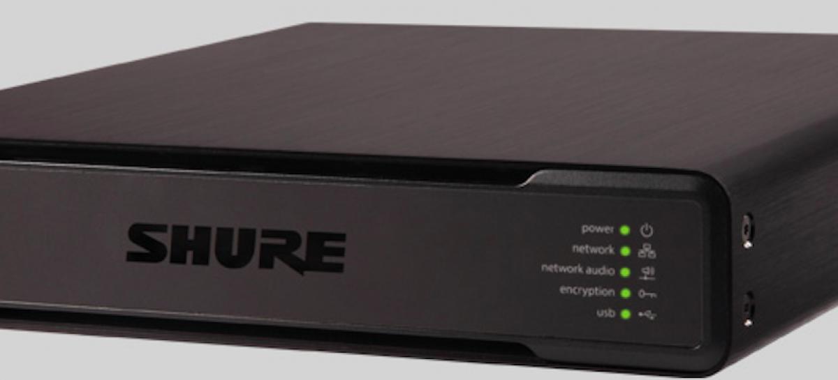 Intellimix P300 da Shure já disponível para venda