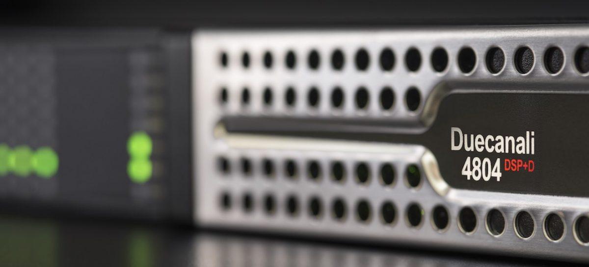 Powersoft lança dois novos amplificadores para instalação fixa na ISE