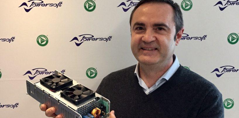 Powersoft nomeia Giacomo Previ gerente de vendas para Soluções OEM