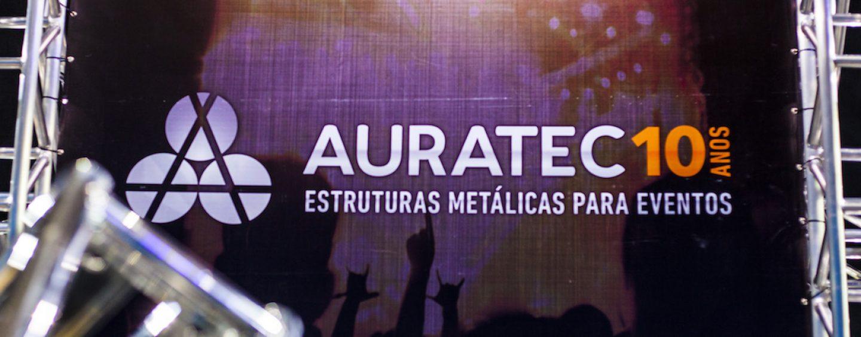 Auratec fez 10 anos e muda para nova planta