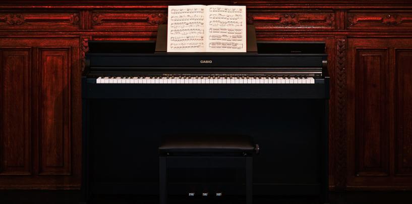 Casio lança novos pianos digitais Celviano