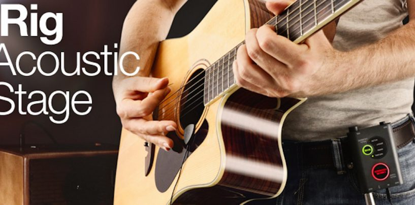 Review do iRig Acoustic Stage da IK Multimedia