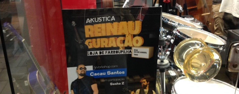 Akustica Musical se reinaugura em Farroupilha/RS