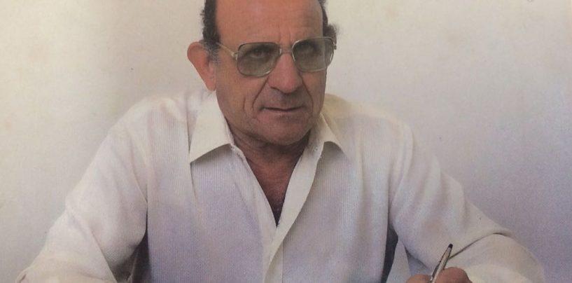 Falecimento de Samuel Gomes Tonante