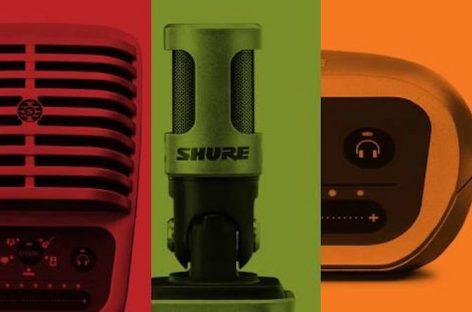 Shure contrata Especialista em Desenvolvimento de Mercado para a América Latina